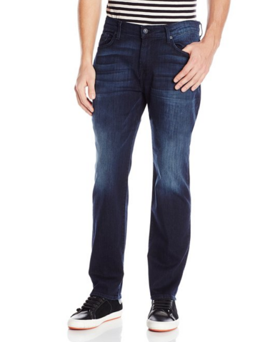 7 for all mankind Standard Classic 男款直筒牛仔裤