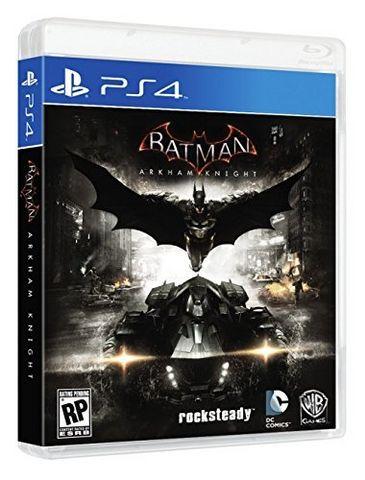 《Batman: Arkham Knight 》 蝙蝠侠:阿卡姆骑士 PS4盒装版