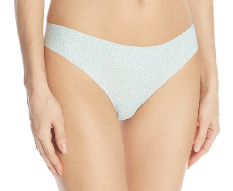 Calvin Klein Invisibles Thong 女士内裤