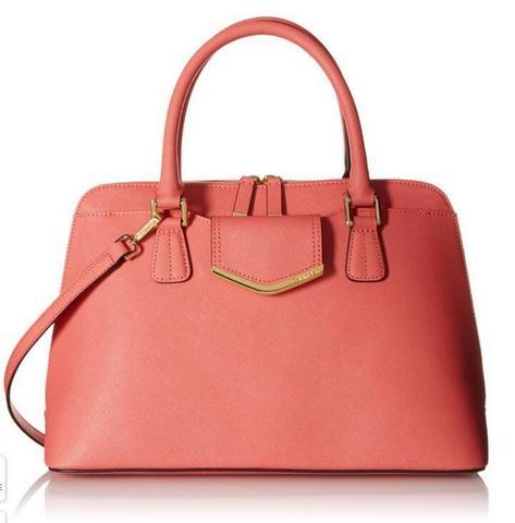 Calvin Klein Saffiano 女款手提包