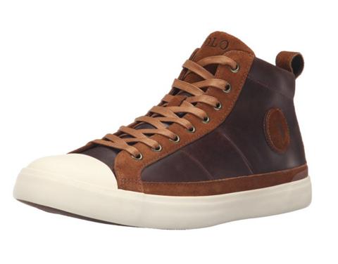 Polo Ralph Lauren Clarke Sport 男款休闲短靴