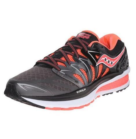 saucony 圣康尼 Hurricane ISO 2 女子顶级支撑跑鞋
