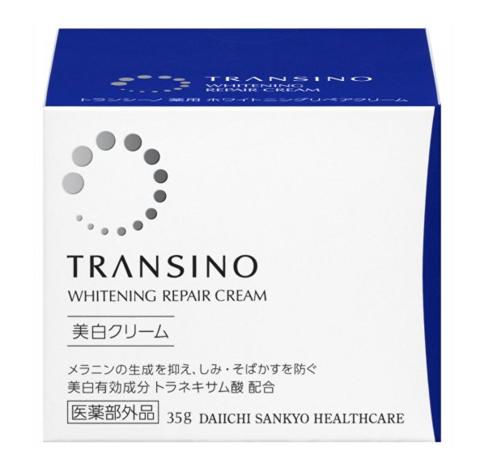 TRANSINO 美白修護面霜 35g