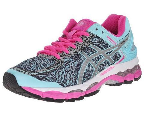 ASICS 亚瑟士 GEL-KAYANO 22 Lite Show 女款支撑跑鞋