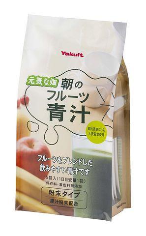 Yakult 养乐多 水果味大麦若叶青汁粉 15袋