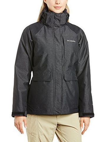 Columbia 哥伦比亚 Portland Explorer 女款冲锋衣
