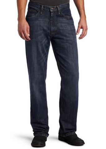 Lee Premium Select Relaxed Fit 男款牛仔裤