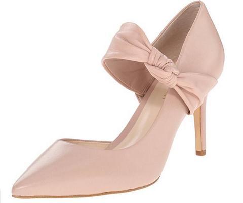 Nine West 玖熙 Rlycool 女士高跟鞋