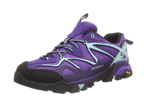 Merrell 迈乐 Capra Sport 女式徒步鞋