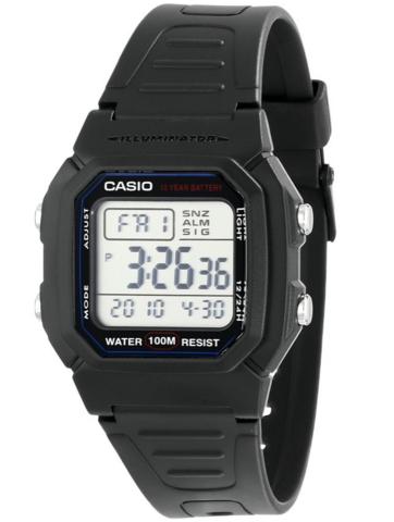 Casio 卡西欧 W800H-1AV 电子表