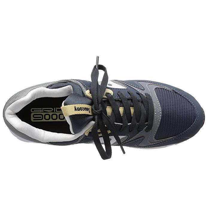 saucony 圣康尼 ORIGINALS GRID 9000 男款复古跑鞋