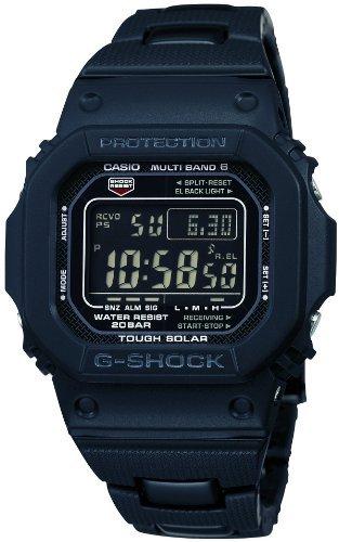 CASIO 卡西欧 G-SHOCK GW-M5610BC-1JF 男款电波表