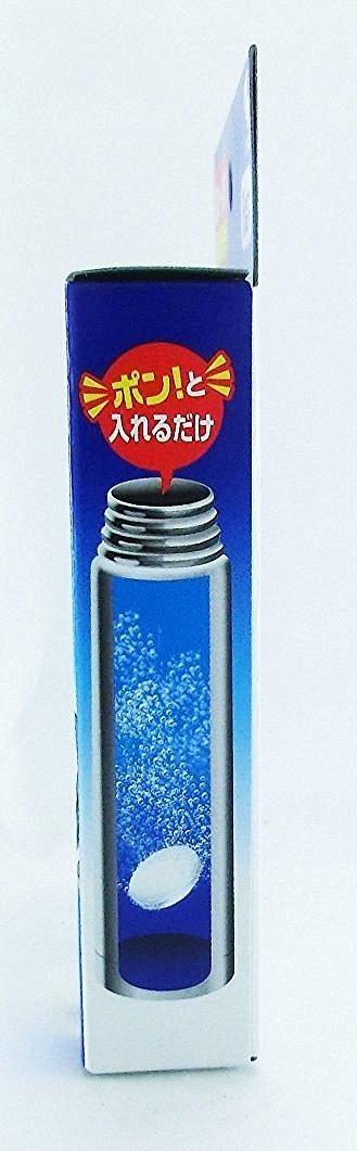KOBAYASHI 小林制药 不锈钢保温杯 清洗剂 8片×3盒