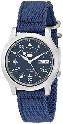 SEIKO 精工5号 SNK807 男款自动机械腕表
