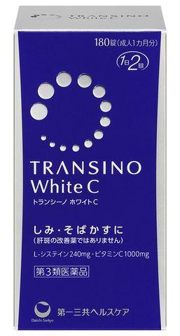 TRANSINO white C 美白祛斑丸 180粒