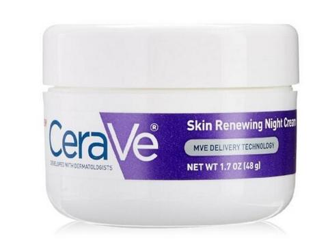 CeraVe Skin Renewing  Night Cream 青春夜间修护晚霜 48g