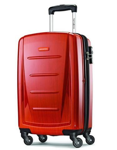 Samsonite 新秀丽 Luggage Winfield 2 Fashion HS Spinner 旅行拉杆箱 20寸