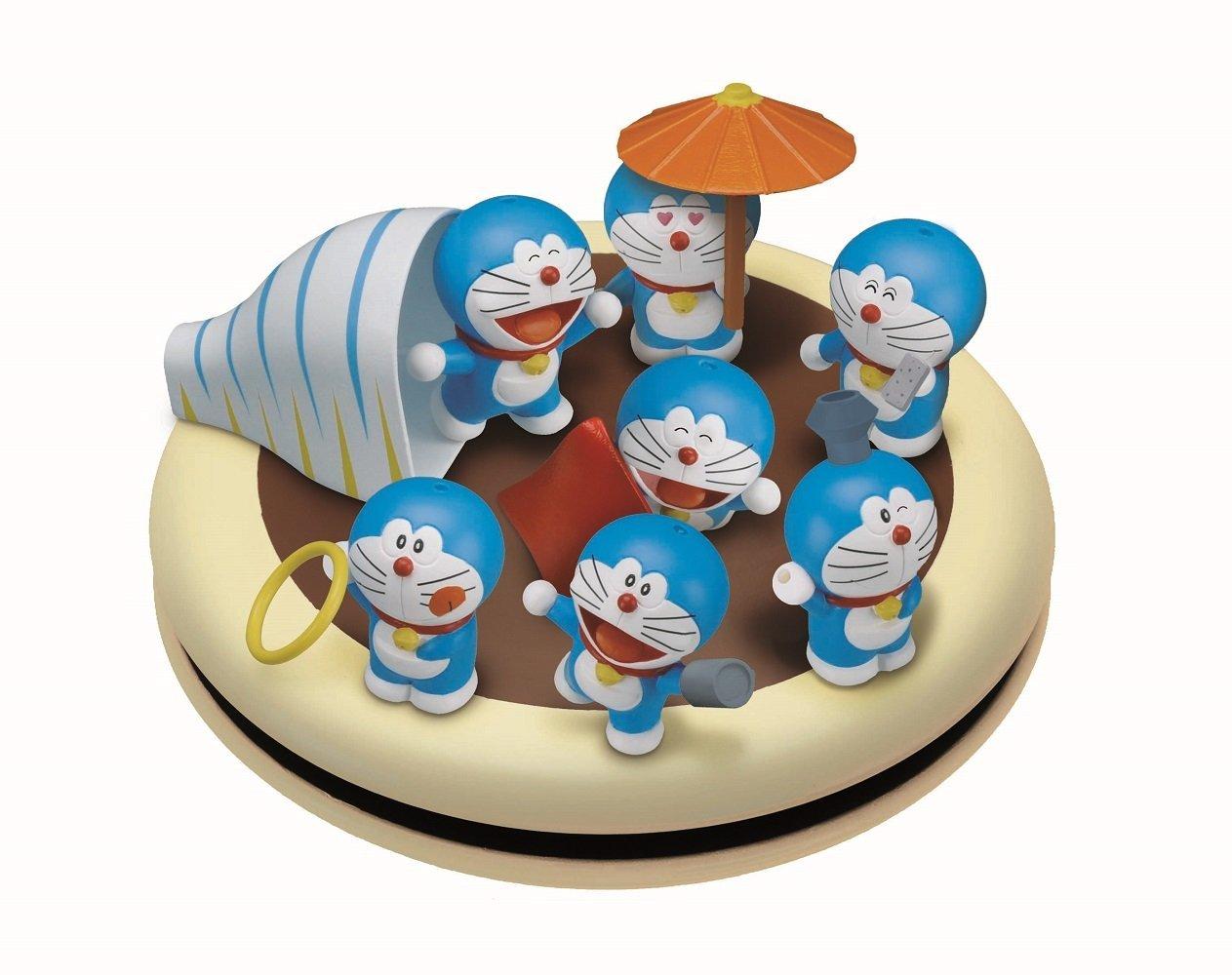 EPOCH 哆啦A梦 秘密道具大组合/时光机平衡玩具组合