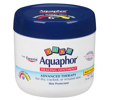 Eucerin 优色林 Aquaphor Baby Healing Ointment 宝宝万用软膏 396g