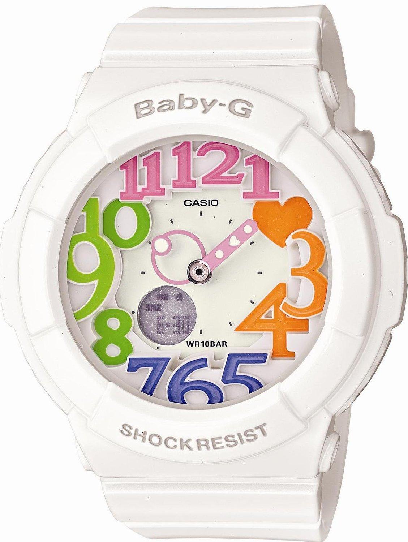 CASIO 卡西欧 Baby-G BGA-131-7B3JF 电子女表