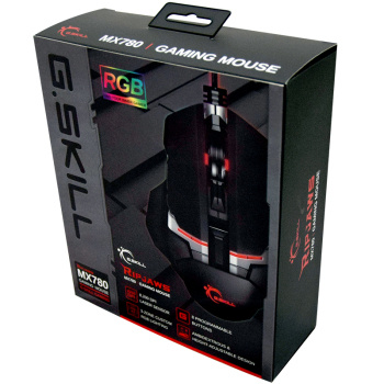 G.SKILL 芝奇 RIPJAWS MX780 游戏 鼠标