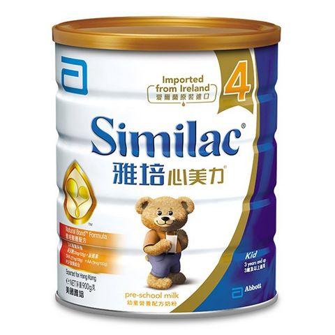 Similac 港版雅培心美力 四段幼童高营养奶粉 900g