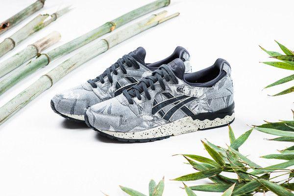 ASICS 亚瑟士 Japanese Textile系列 Tiger GEL-LYTE V 女款复古休闲鞋