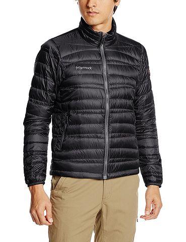 Marmot 土拨鼠 Compact Down Jacket MJD-F6009 男士夹克羽绒服 700蓬