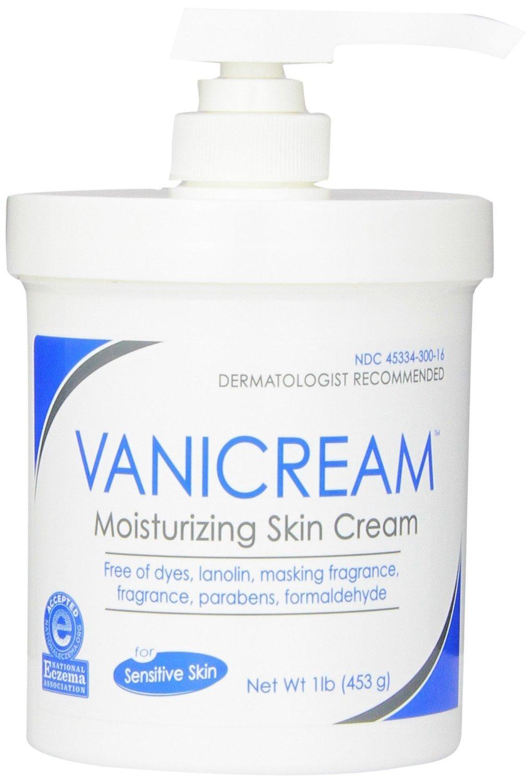 VANICREAM Moisturizing 抗湿疹过敏保湿霜 453g