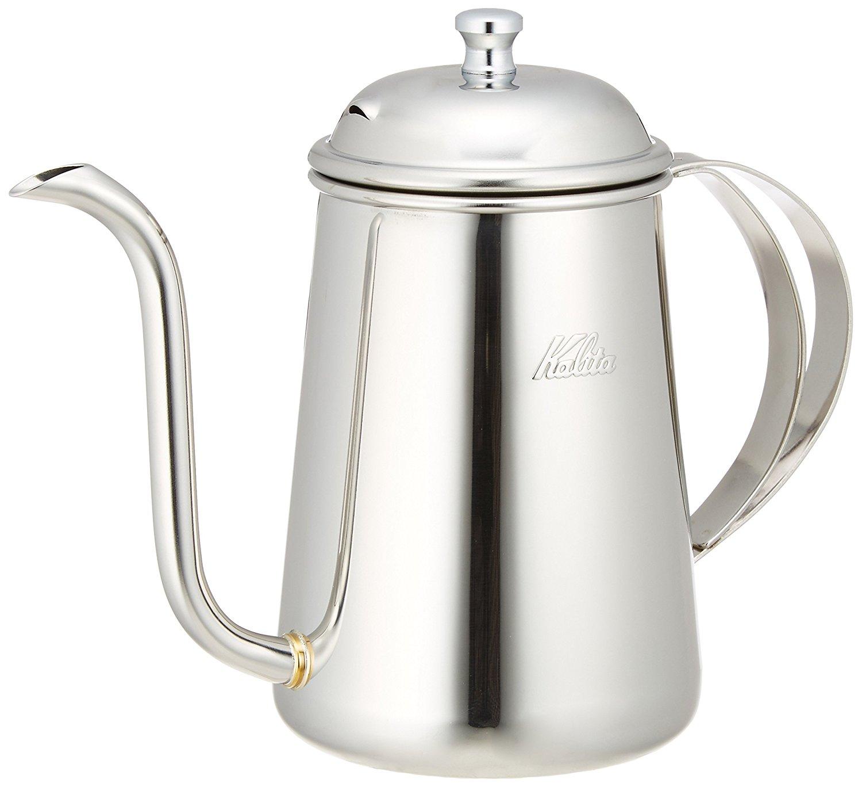 Kalita 细口不锈钢咖啡手冲壶 0.7L