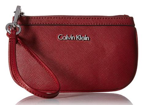 Calvin Klein SaffiaNo 女士手拿包