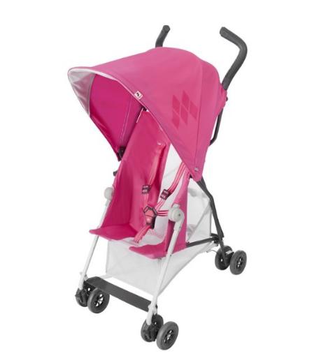 Maclaren 玛格罗兰 Mark II 婴童车 粉红色