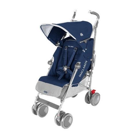 Maclaren 玛格罗兰 Techno XT婴童车 深蓝色