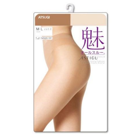 ATSUGI 厚木 FP5930 超薄轻透连裤袜 3双装