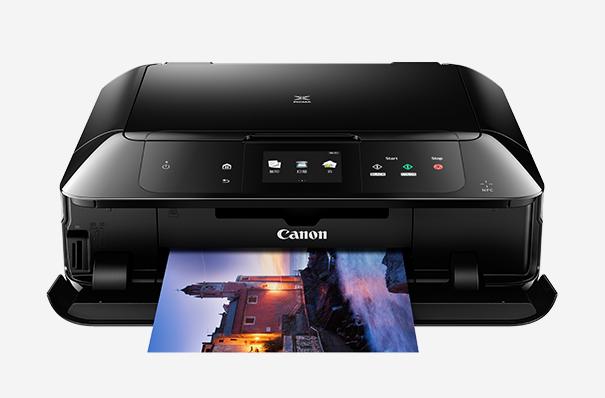 Canon 佳能 MG7720 无线多功能一体机 白色款