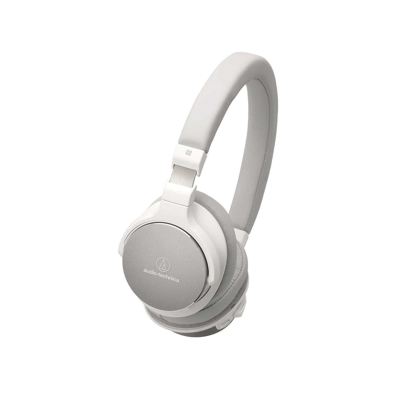 audio-technica 铁三角 ATH-SR5BT 头戴式蓝牙耳机