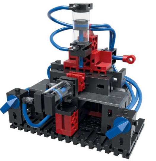Fischertechnik 慧鱼 533874 气动机械玩具