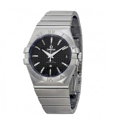 OMEGA 欧米茄 星座系列 123.10.35.20.01.002 男士机械腕表