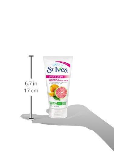 St.Ives 圣艾芙 Even & Bright 柠檬柑橘 面膜磨砂膏 170g