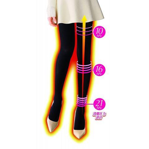 SLIM WAlK 美腿发热 连裤袜