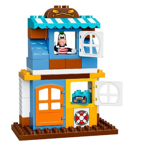 LEGO DUPLO系列 10827 米奇和朋友们的海滩别墅