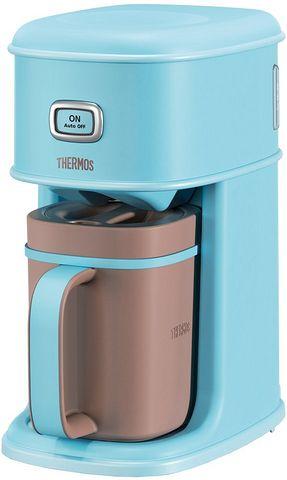 THERMOS 膳魔师 ECI-660 MBL 冰咖啡制作机 0.66L