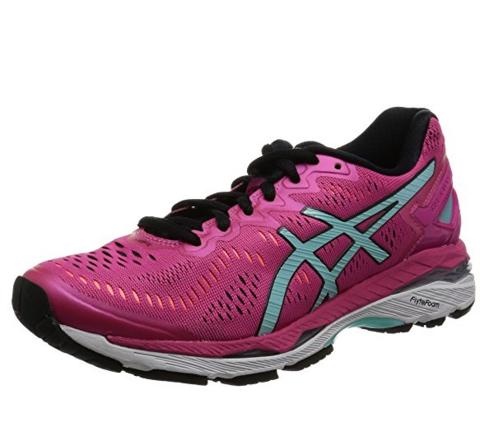 ASICS 亚瑟士 GEL-KAYANO 23-Wide 女子稳定支撑慢跑鞋
