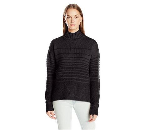 Calvin Klein Jeans Boucle Funnel 女士毛衣