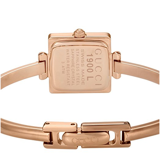 GUCCI 古驰 1900系列 YA019521 女士时装腕表