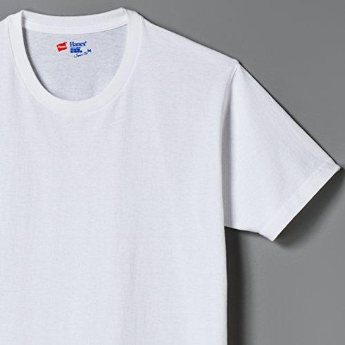 HANES 恒适 亚洲版型圆领T恤 2件组