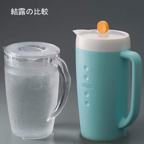 THERMOS 膳魔师 TPG-1500 保冷水壶 1.5L 两色
