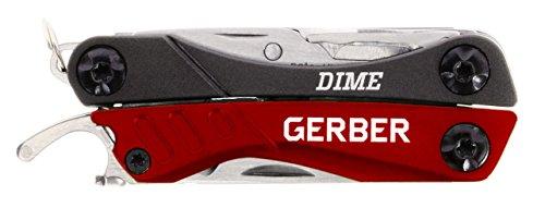 GERBER 戈博 31-002937 Dime 多功能工具钳