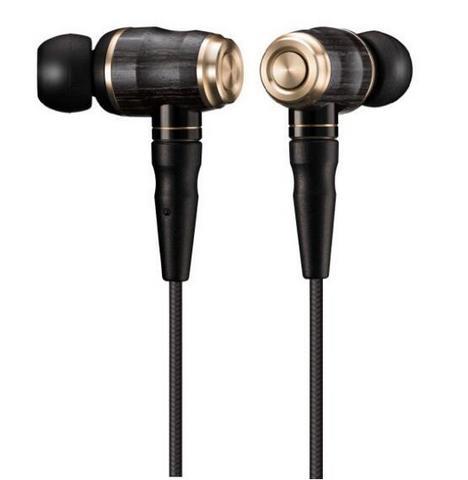 JVC 杰伟世 HA-FX1100 木振膜入耳式耳机