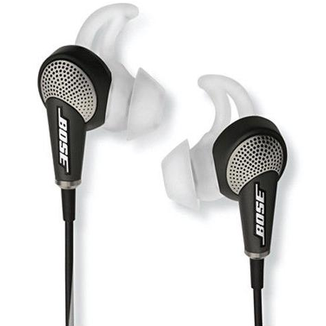 BOSE QuietComfort 20 有源消噪 入耳式耳机 iphone版